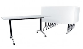 Folding Table CL4014 Black