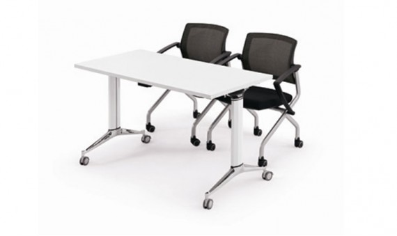 Folding Table CL4014 White