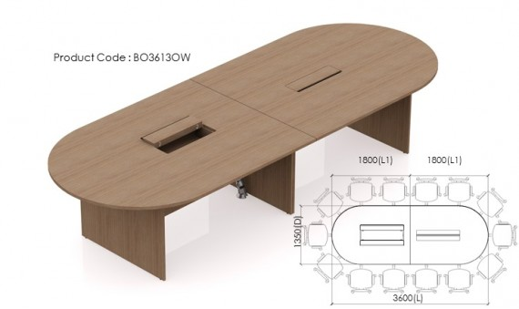Conference Table Boxx