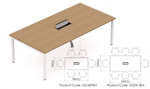 Conference Table Square