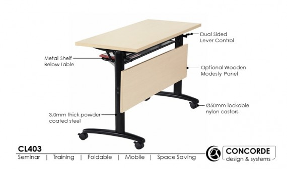 Folding Table CL403