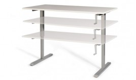 Manual Height Adjustable Table