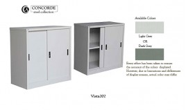 Steel Furniture Vista 202