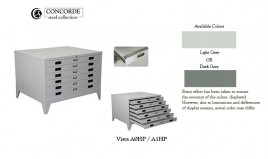 Steel Furniture Vista A0A1HP