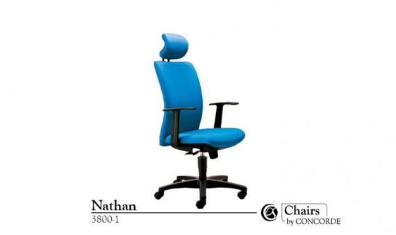 Office Chair Nathan 3800