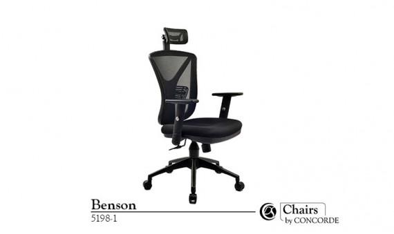 Office Chair Benson 5198